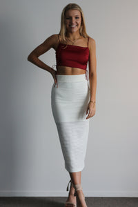 Hot Ball Skirt