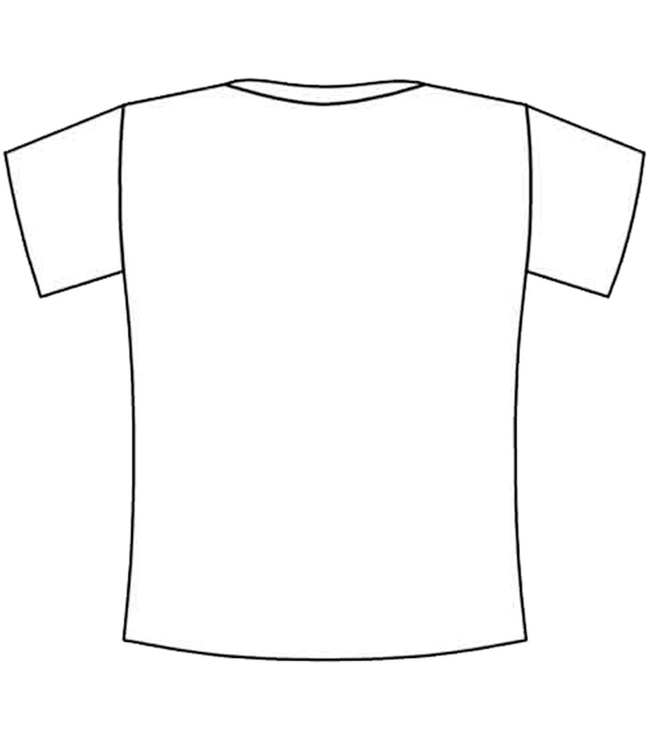 Plain Colored T - Shirt