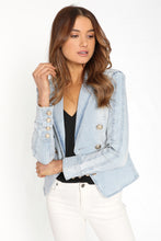 Daria Denim Jacket | Denim