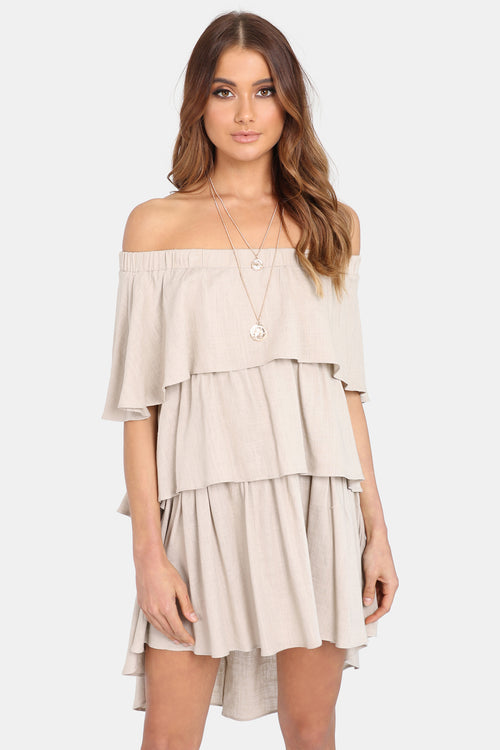 Santana Dress -  Light Sage