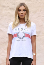 Merci Tee | White