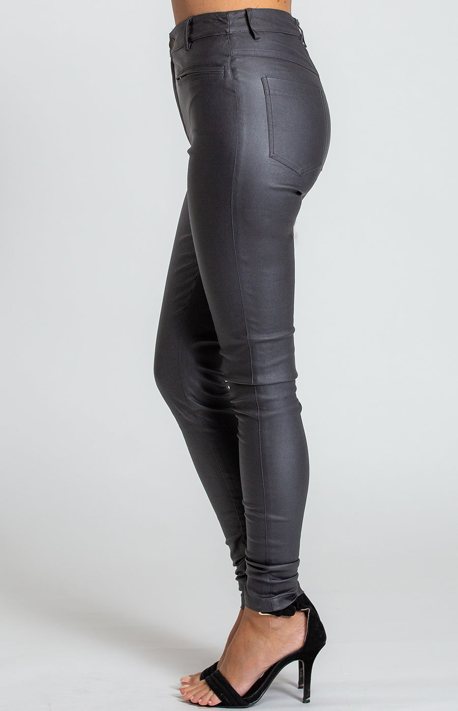 Katie Jeans - Charcoal