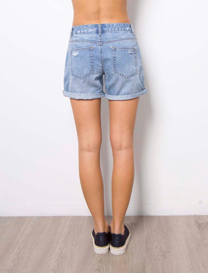 Kimmi Denim Shorts