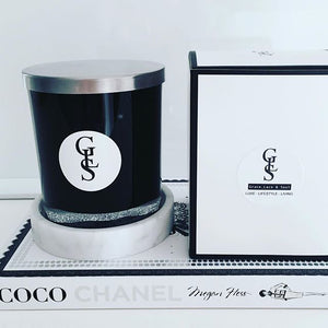 Soy Candle Gift boxed-Exclusive to Grace,lace+Soul