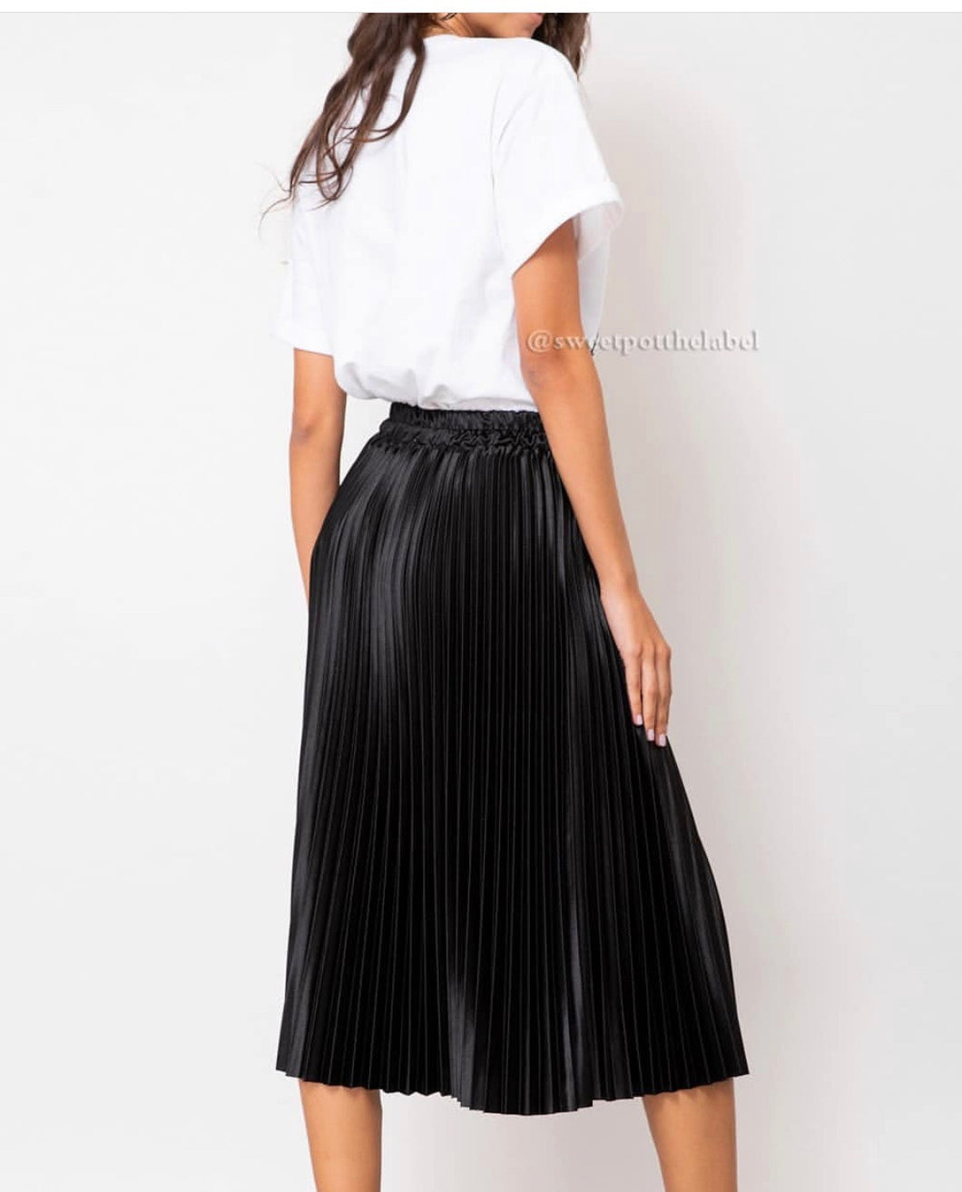 Shirley Skirt- Black