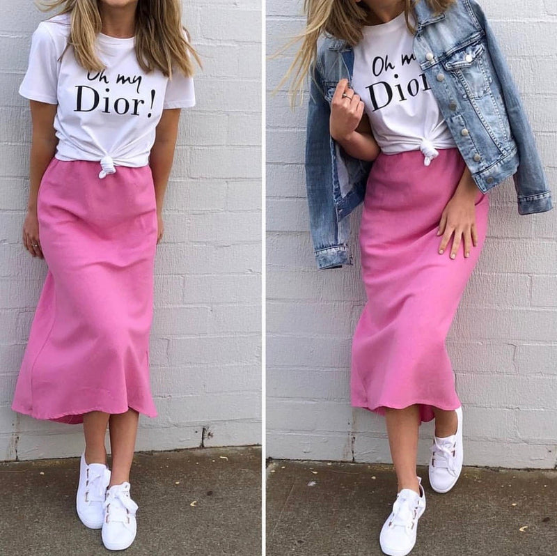 Sunshine Skirt - Pink
