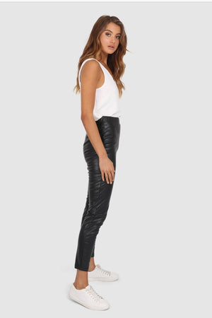 Lexi leatherette leggings