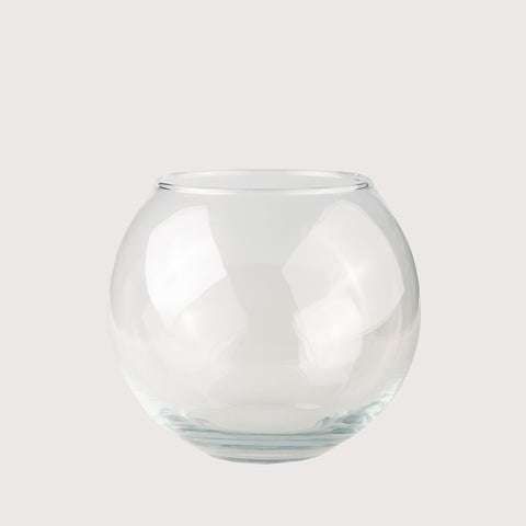 Glass Fish Bowl