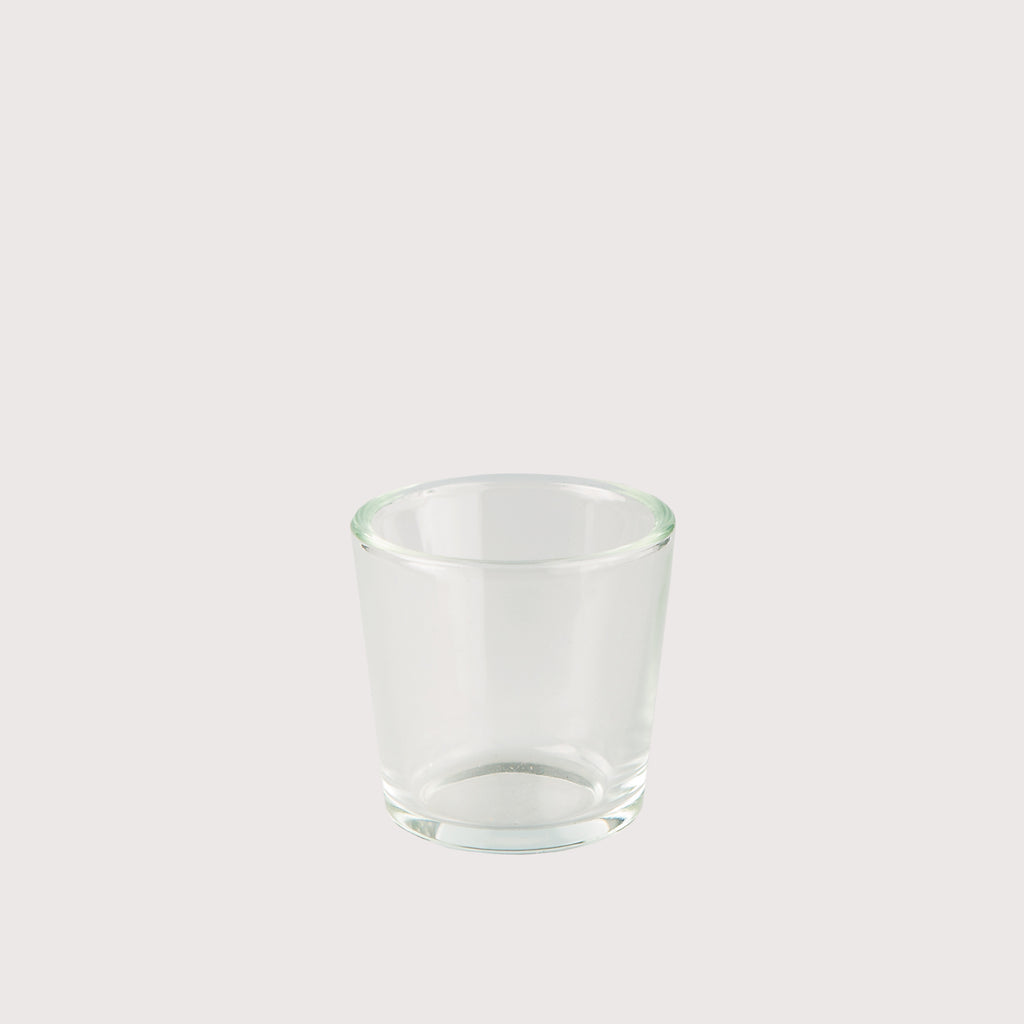 Glass Tea Light Holder (6cm)