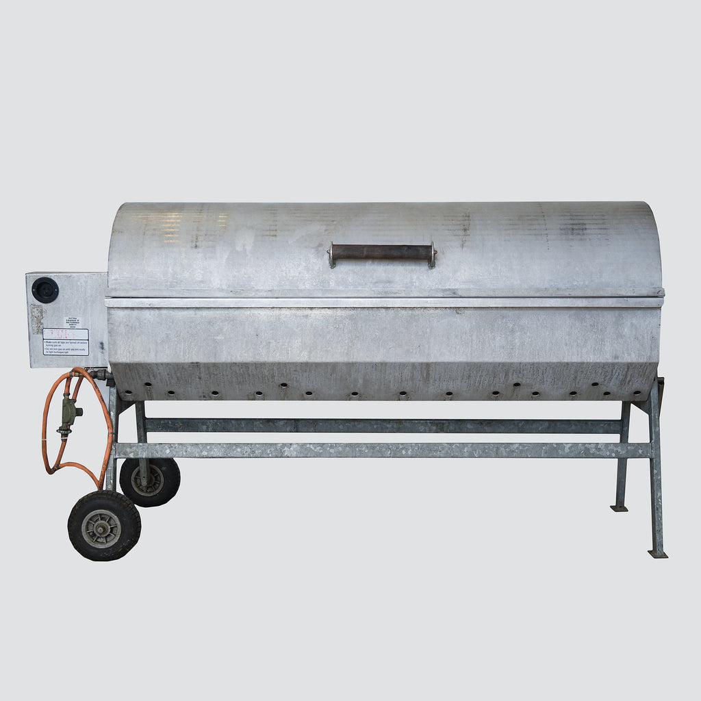 BBQ Spit - Large (Gas inc.)