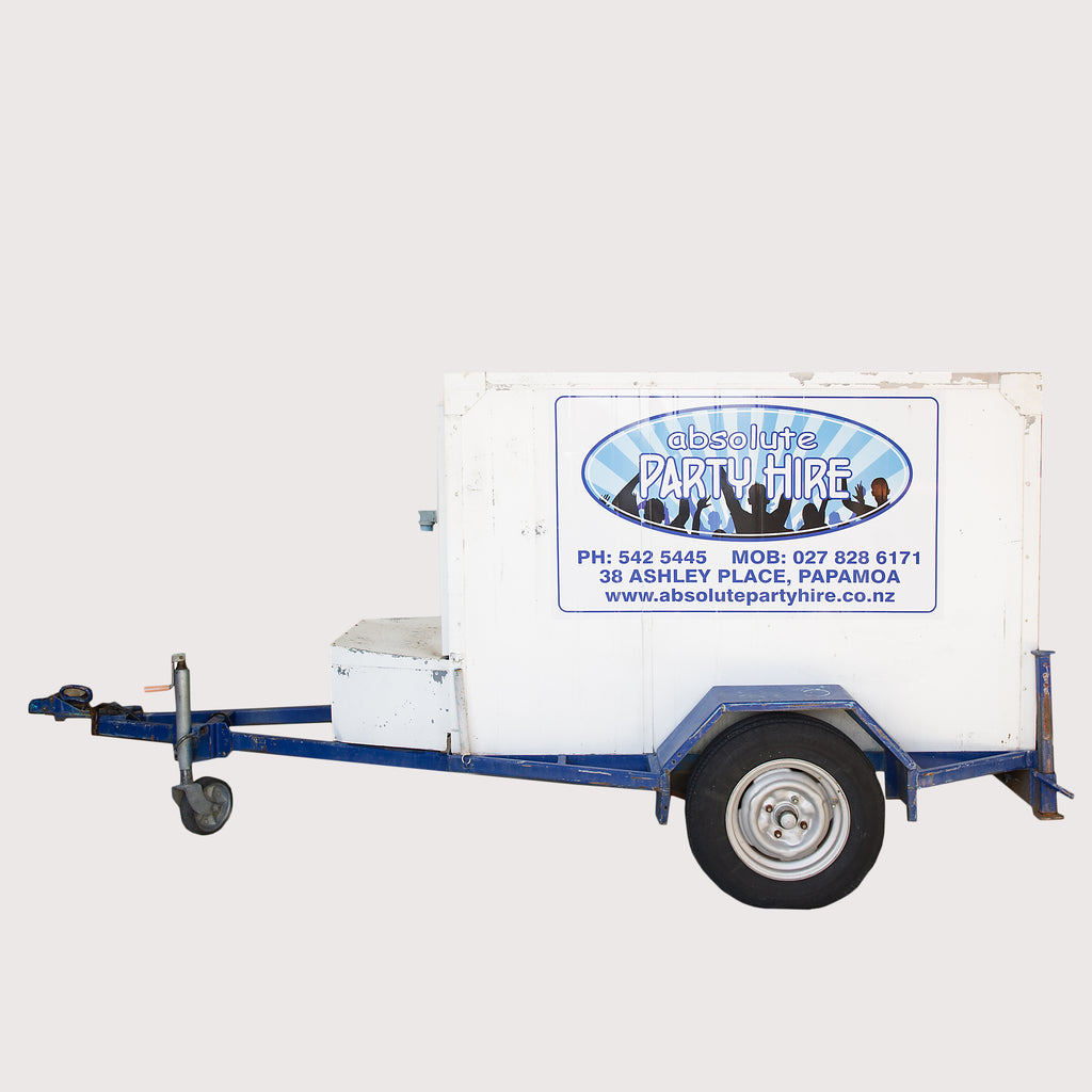 Chiller Trailer Medium