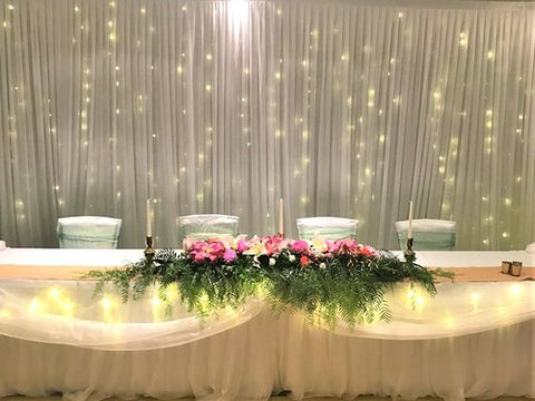Fairy Light Curtain 6m