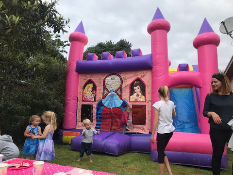 Bouncy Castle (Princess)