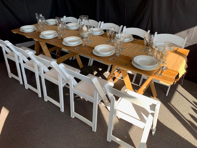 Rustic Table Package