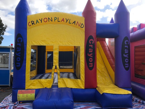 Bouncy Castle (Crayon Playland)