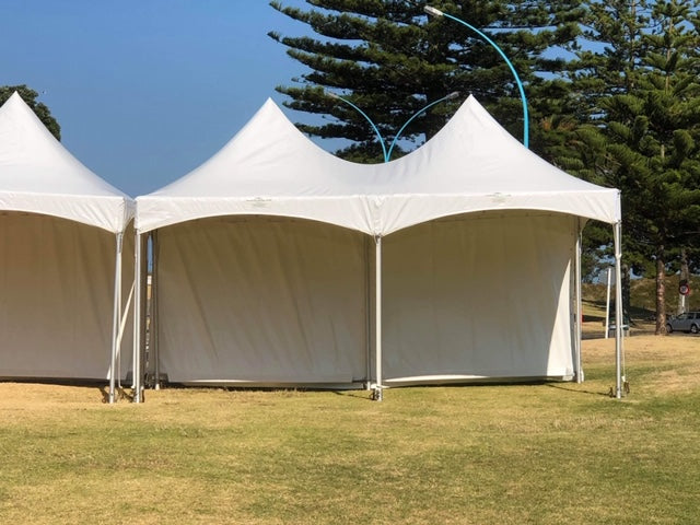 3x6m Spring Top Marquee