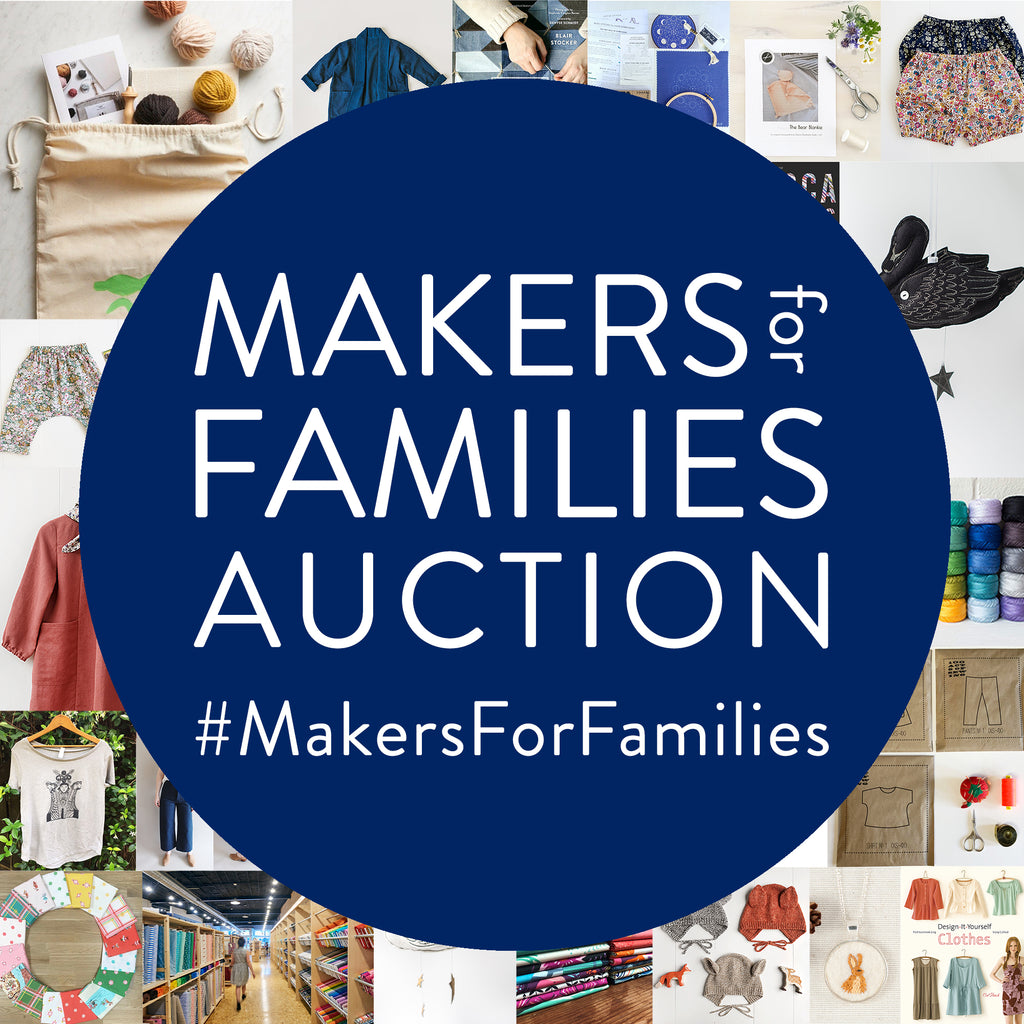 Makers For Families Auction Series