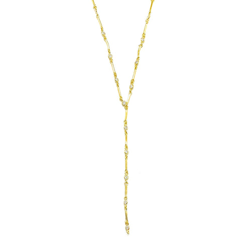 18k-Yellow-Gold-Vermeil-Dainty-Bar-Chain-And-Cubic-Zirconia-Lariat