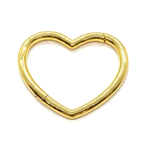 18k-Yellow-Gold-Plated-Heart-Bangle