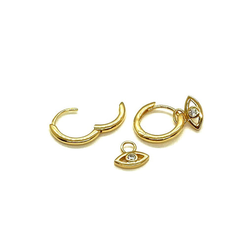 18k-Yellow-Gold-Vermeil-Itty-Bitty-Dangling-Evil-Eye-Huggies