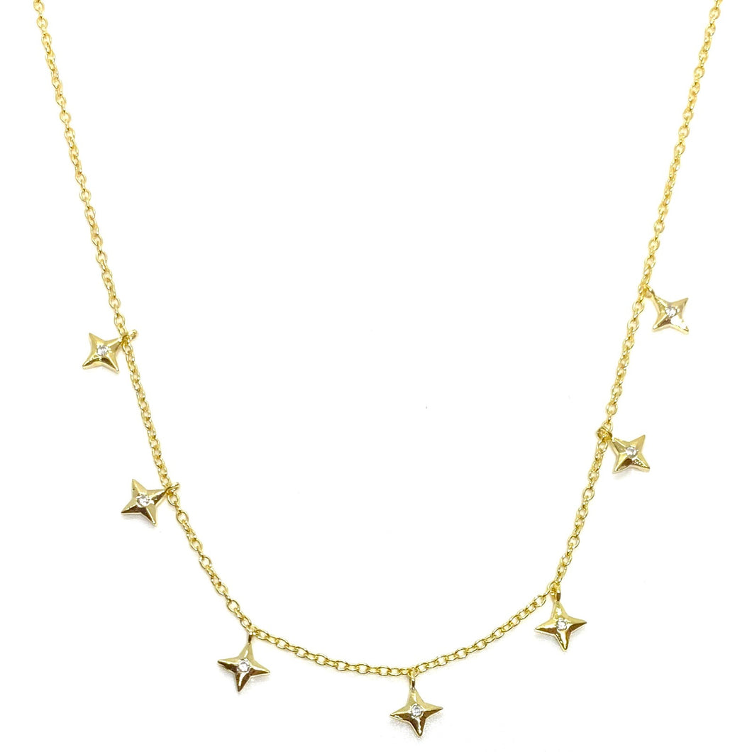 18k-Yellow-Gold-Vermeil-Itty-Bitty-Dangling-North-Star-Charm-Necklace