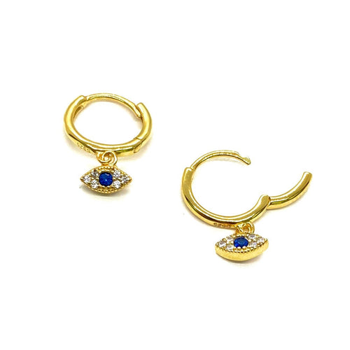 18k-yellow-gold-vermeil-itty-bitty-dangling-pave-evil-eye-huggies