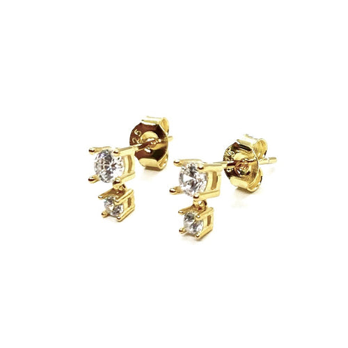 18k-Yellow-Gold-Vermeil-Itty-Bitty-Double-Cubic-Zirconia-Studs