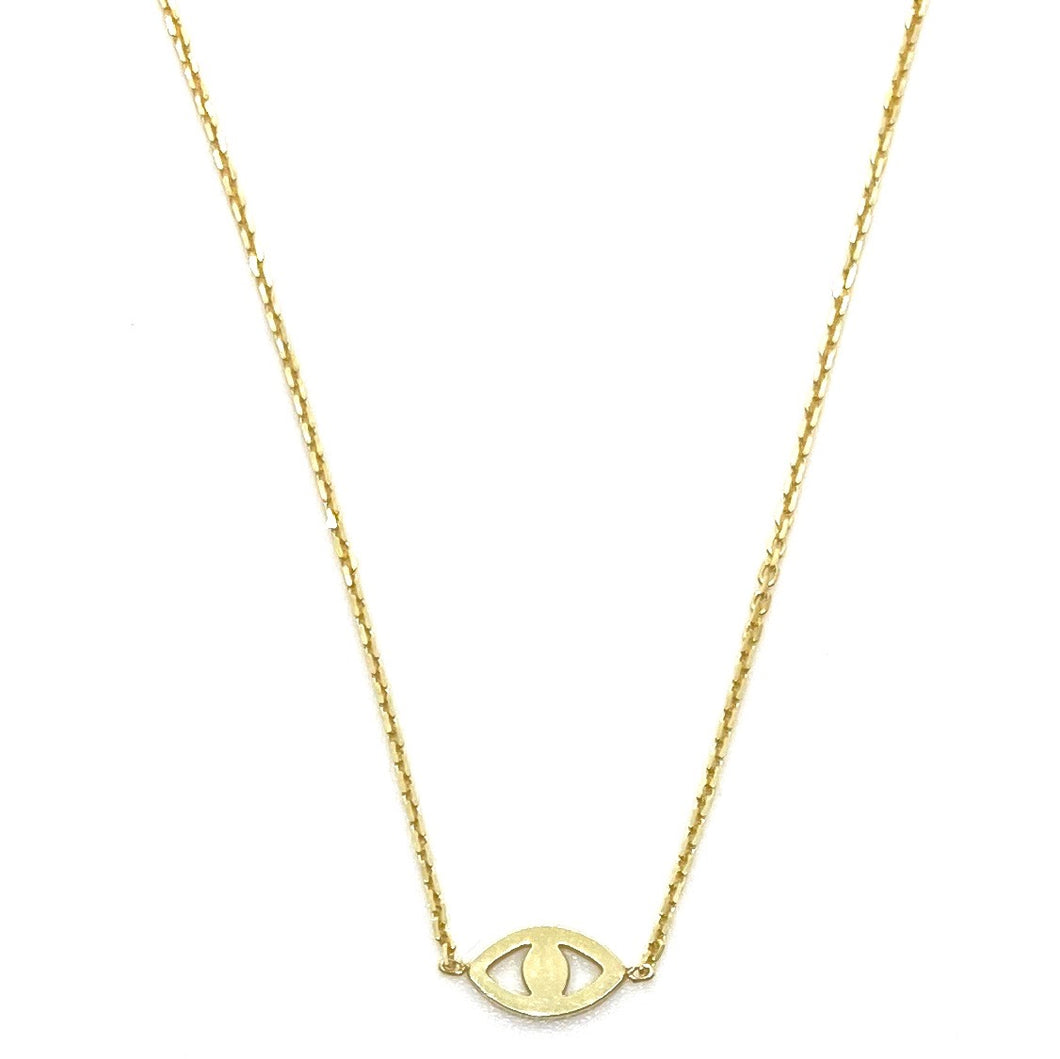 18k-Yellow-Gold-Vermeil-Itty-Bitty-Evil-Eye-Charm-Necklace