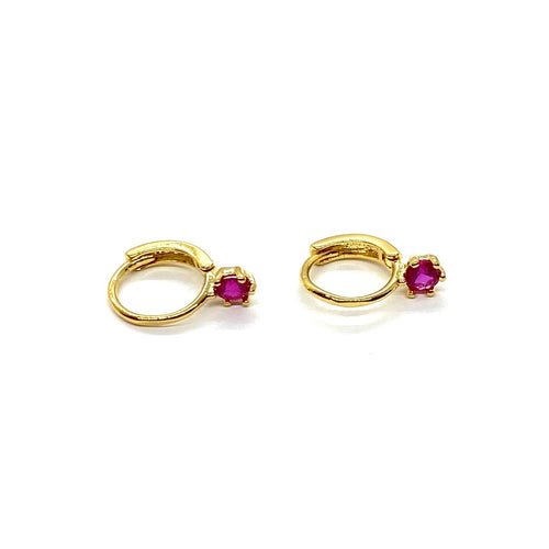 18k-yellow-gold-vermeil-itty-bitty-ruby-colored-drop-huggies