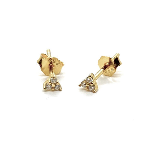 18k-Yellow-Gold-Vermeil-Itty-Bitty-Stone-Cluster-Studs