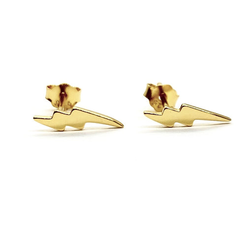18k-Yellow-Gold-Vermeil-Mini-Gold-Lightning-Bolt-Studs