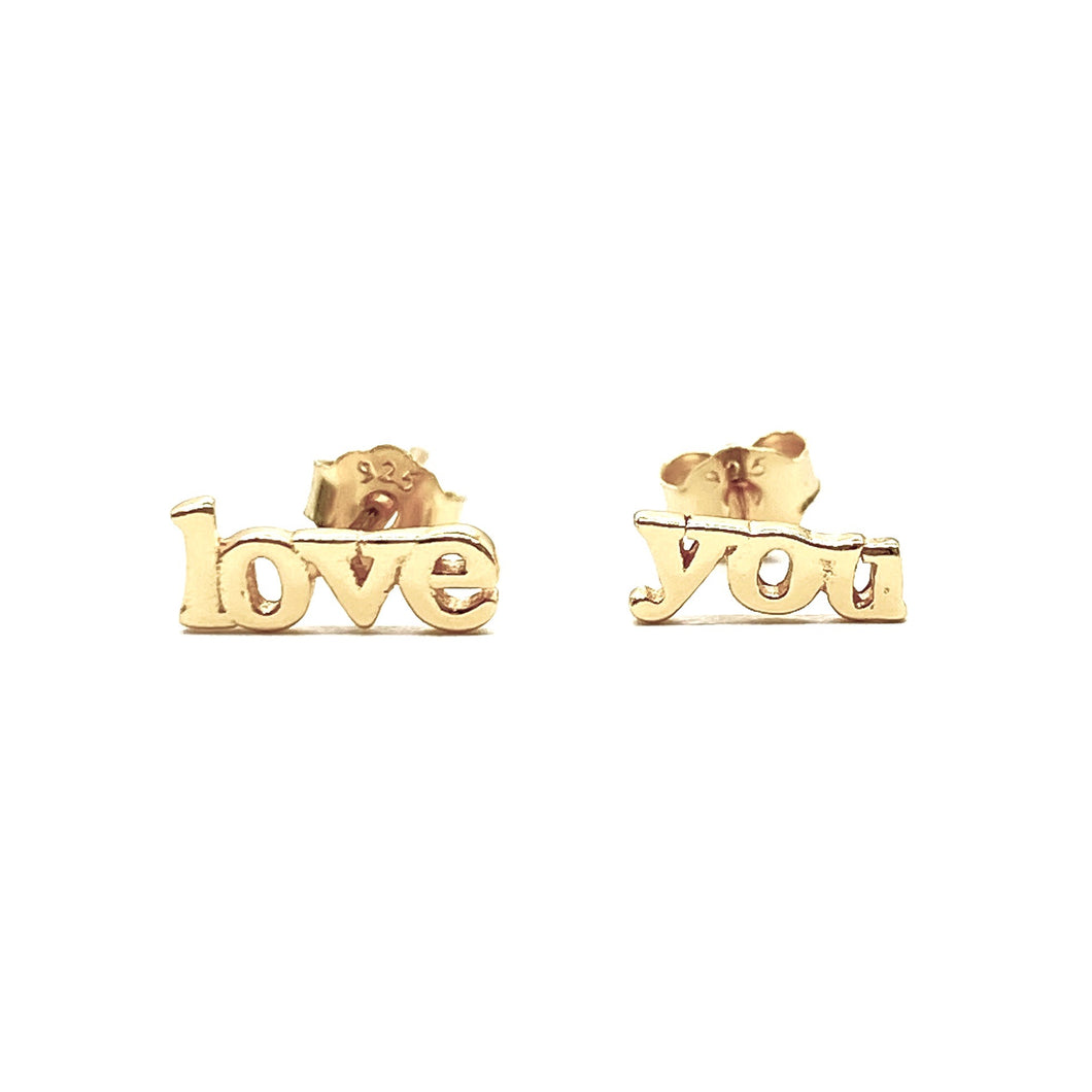 18k-Yellow-Gold-Vermeil-Mini-Gold-Love-You-Studs