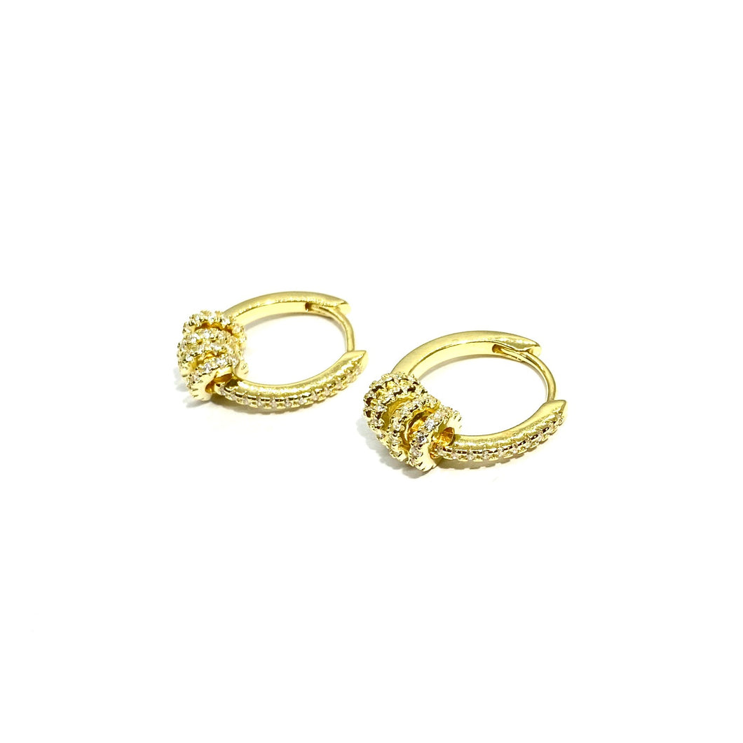 18k-Yellow-Gold-Vermeil-Pave-Border-Ring-Barrel-Hoops