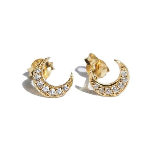 18k-Yellow-Gold-Vermeil-Pave-Crescent-Moon-Studs