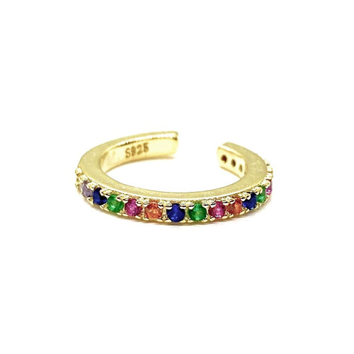 18k-Yellow-Gold-Vermeil-Rainbow-Pave-Ear-Cuff