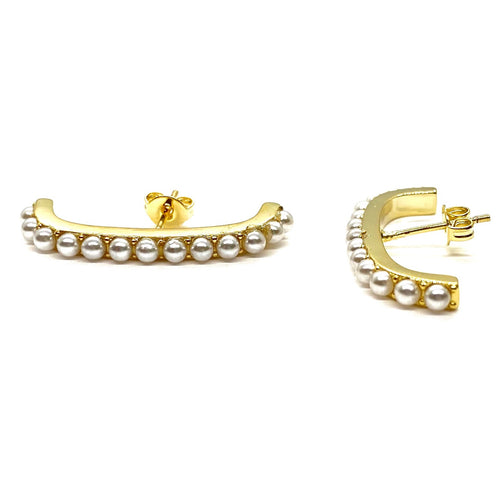 18k-Yellow-Gold-Plated-Phoebe-Pearl-Stud-Ear-Cuff