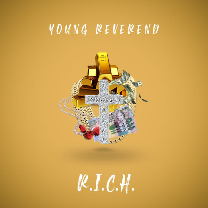 Young Rev Releases New EP