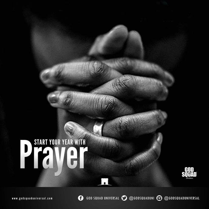 Start Your Year With Prayer