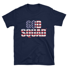 God Squad American Flag Unisex T-Shirt