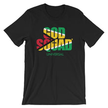 God Squad Guyana Short-Sleeve Unisex T-Shirt