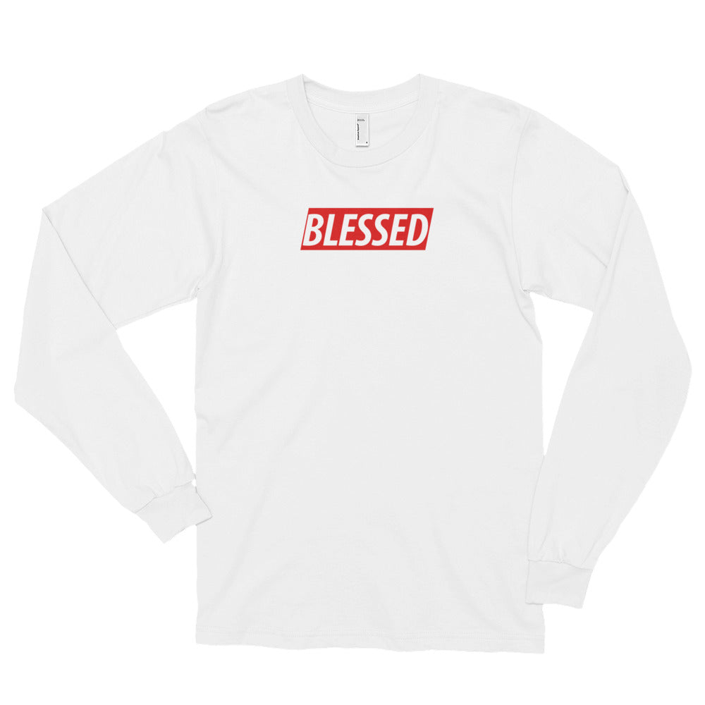 Blessed Long sleeve t-shirt (unisex)