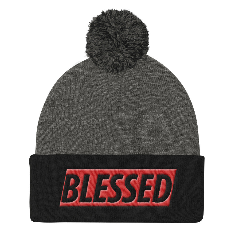 Blessed Knit Cap