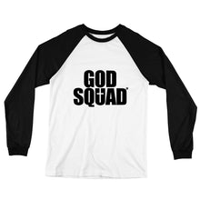 God Squad Long Sleeve Baseball T-Shirt