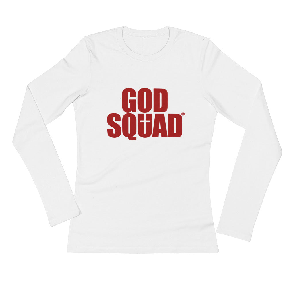 God Squad Ladies' Long Sleeve T-Shirt