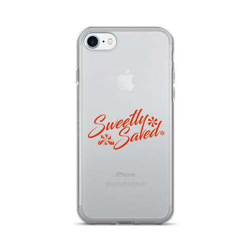Sweetly Saved - iPhone 7/7 Plus Case
