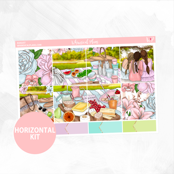 August Horizontal Kit