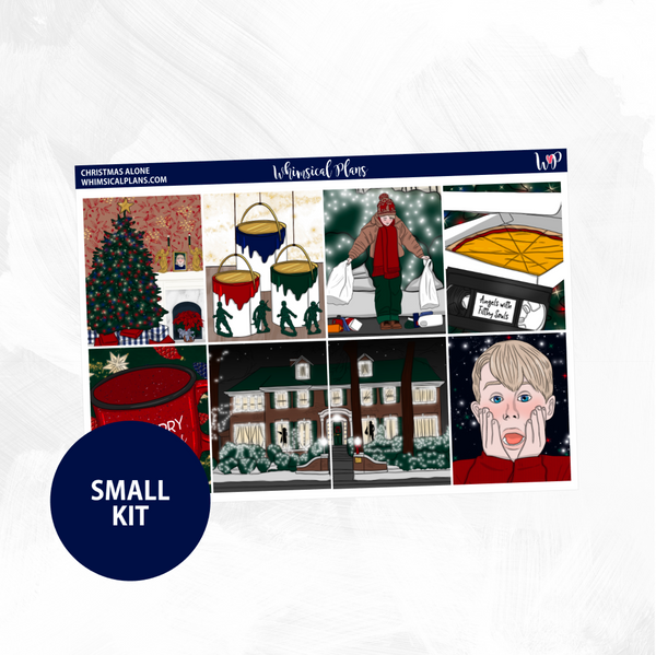Christmas Alone Small Kit