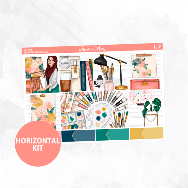 Canvas Horizontal Kit