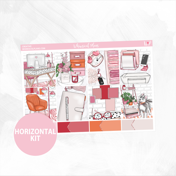 Creative Horizontal Kit