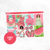 Watermelon Large Kit